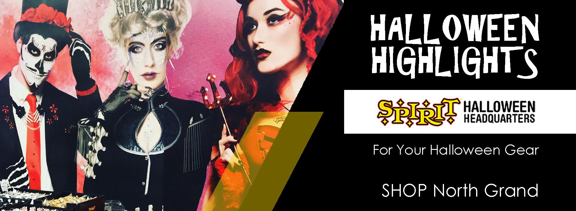 SLIDER – Halloween Highlights – SPIRIT – OCT 1 2020