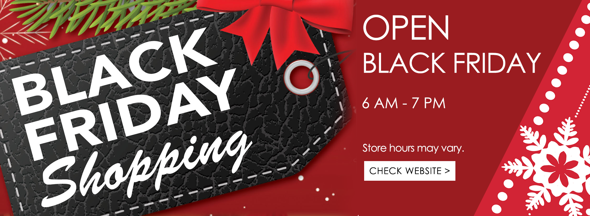 Holiday Slider 4 - BLACK FRIDAY