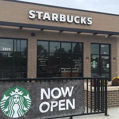 Starbucks at North Grand