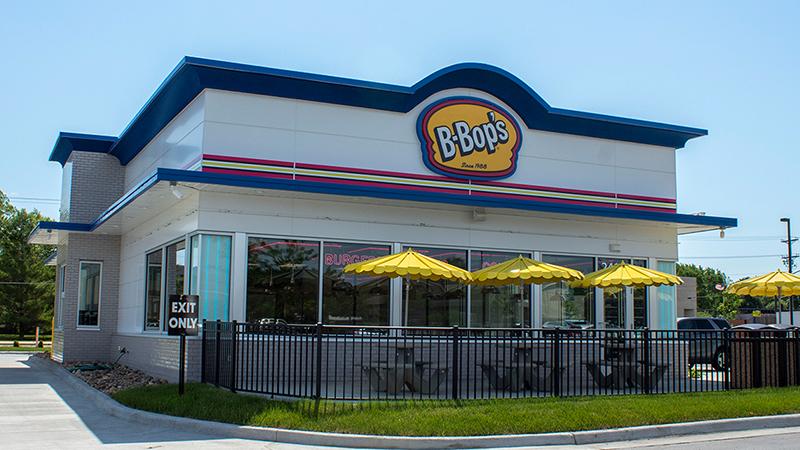 B-Bop's at North Grand