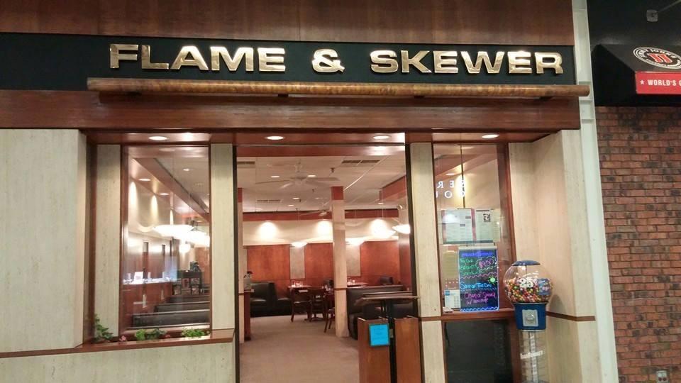 Flame & Skewer