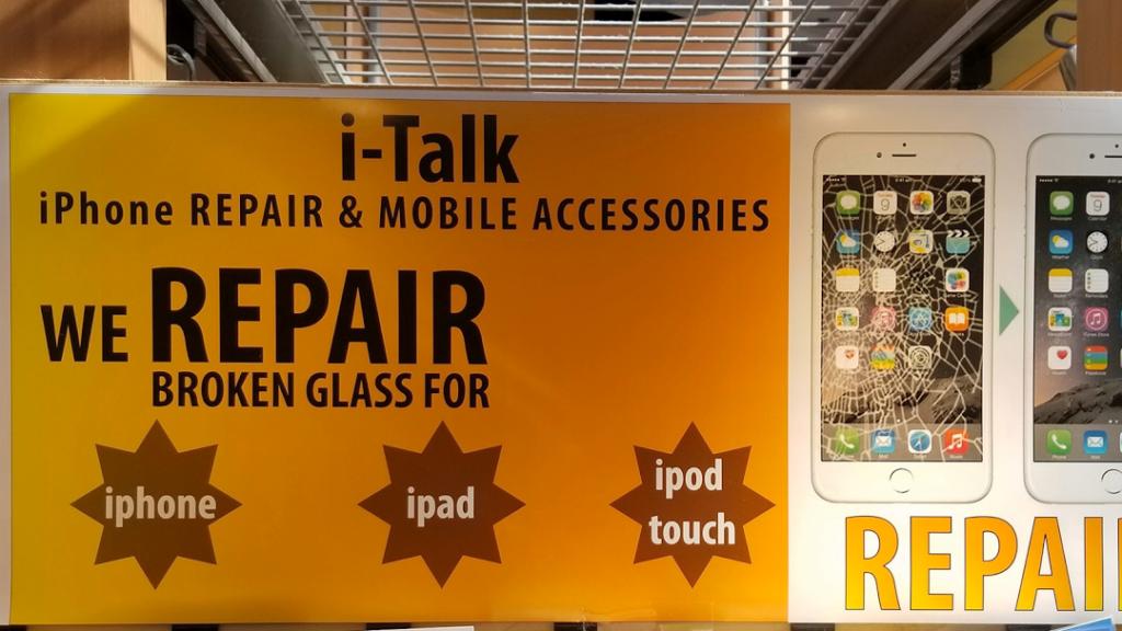 iTalk Phone Repair & Accessories